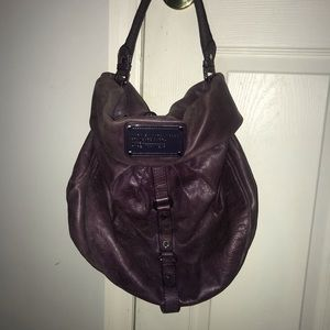 Marc By Marc Jacobs Workwear Purple Bag